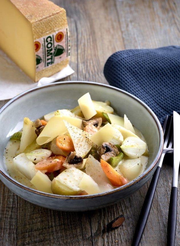 Blanquette de legumes d hiver