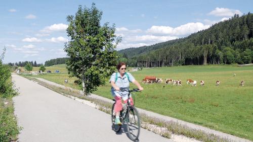 """TOURISME : """"Vélo et fromages"""", 74 km de plaisir !.jpeg"""