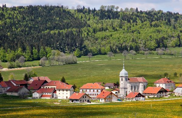 Une commune au caractère montagnard affirmé. (photo ©CIGC/Petit)