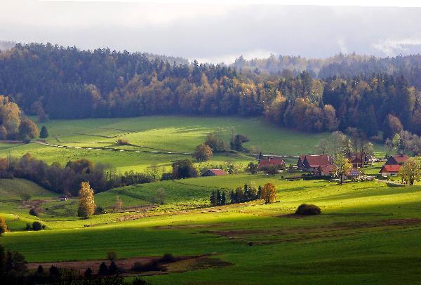 Une montagne vivante, mise en valeur par les pâturages. (Photo © CIGC/Petit)