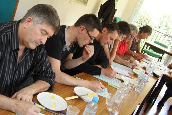 Le jury terroir, des dégustateurs au service de la filière Comté.